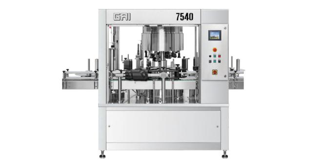 GAI-Rundlaufetikettiermaschine-7540