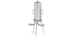 Alteco-VHP Multi Round Kerzenfilter